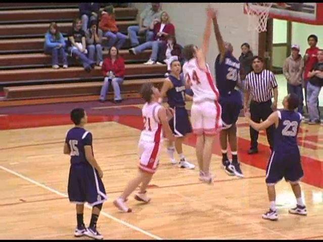 2009 Boys Basketball - Westwind