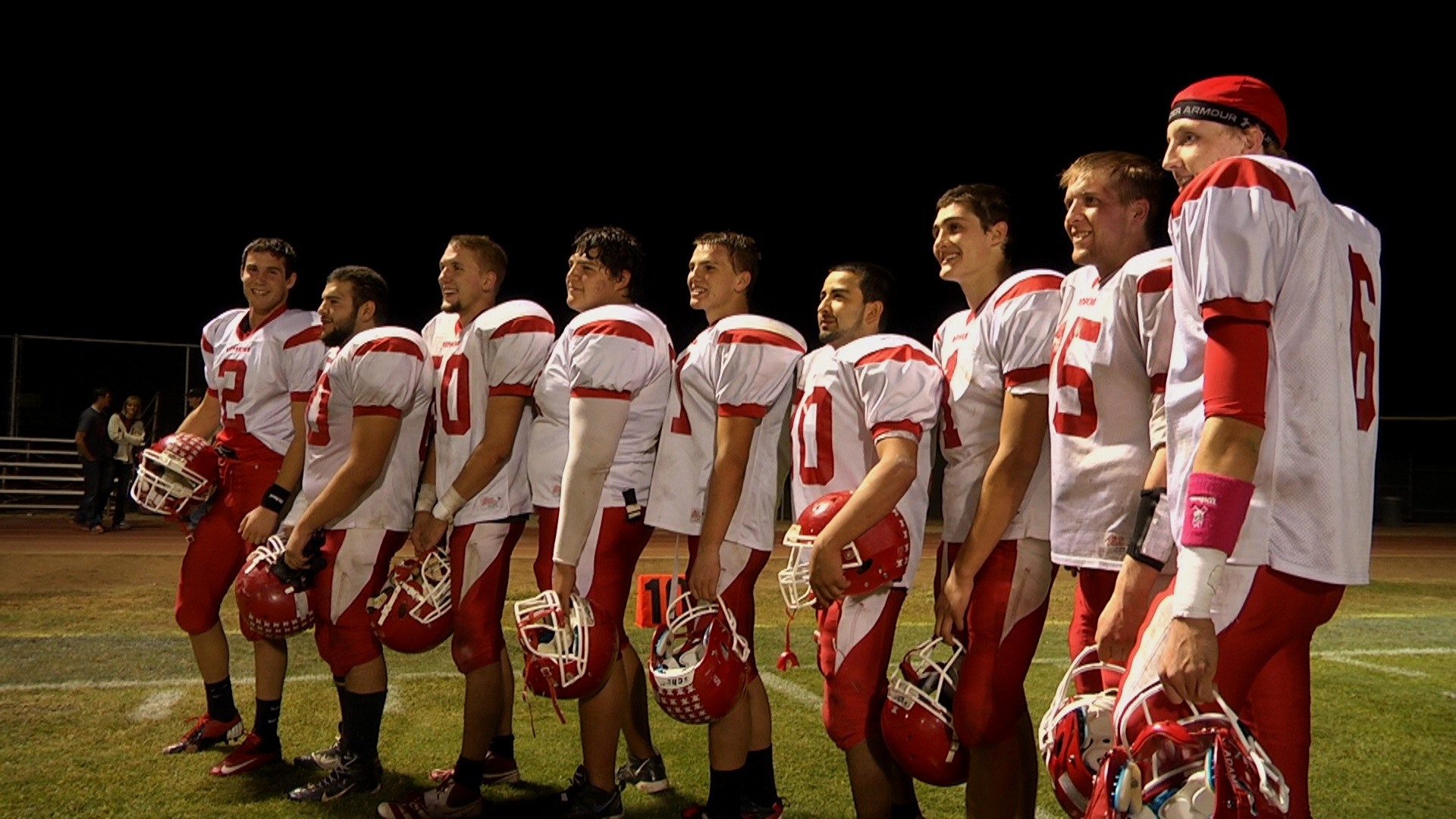 2012 Football - Phoenix Christian
