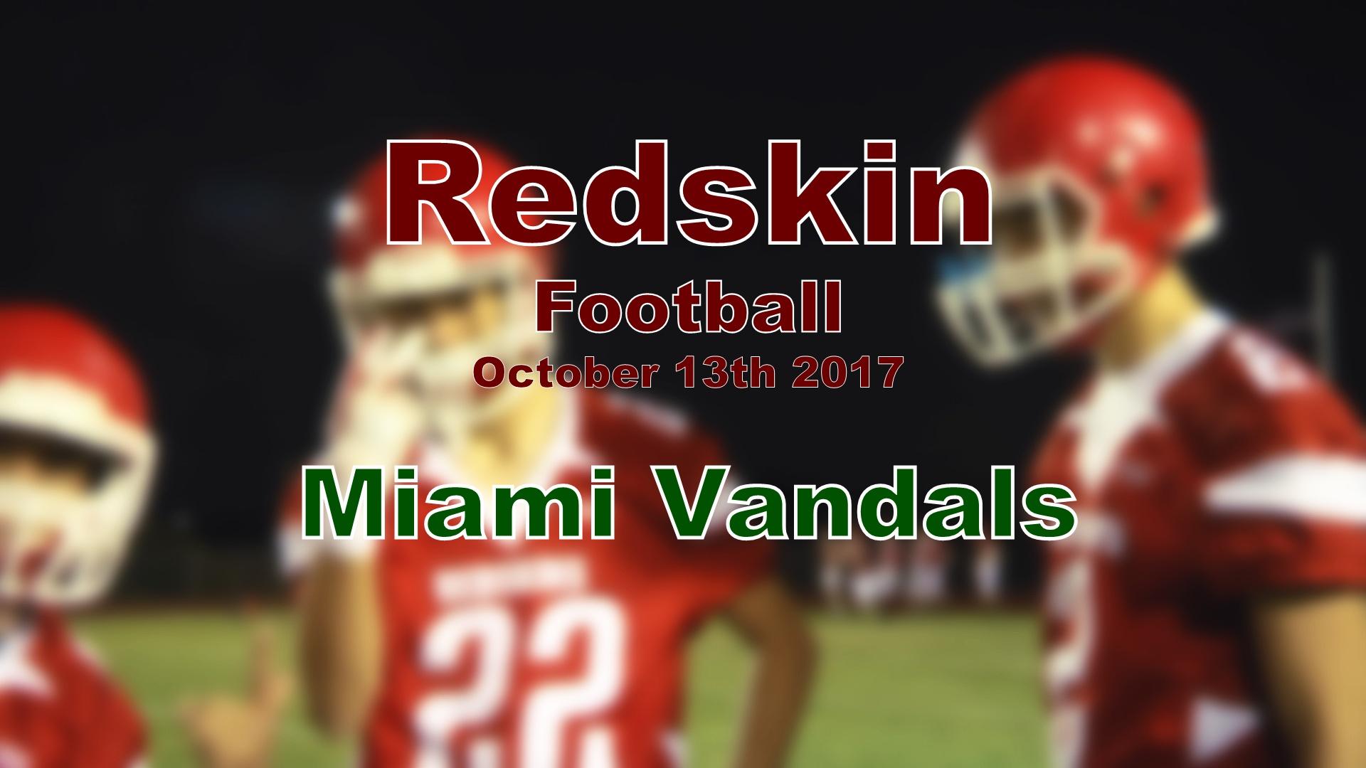 2017 Football - Miami