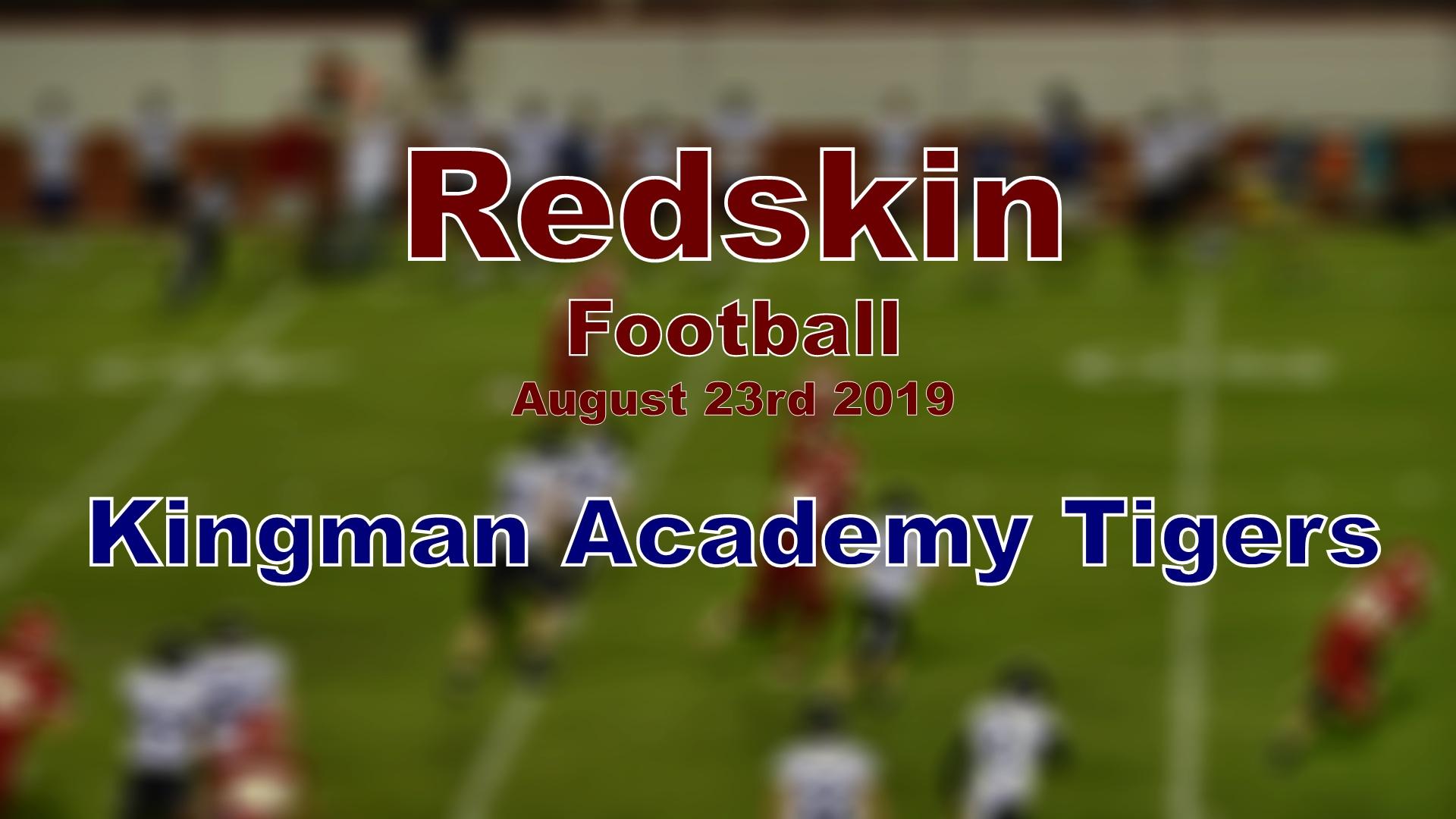 2019-08-Football-KingmanAcademy
